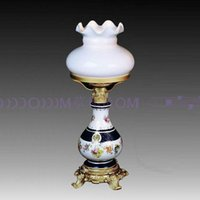 Wholesale Promotion of European classical villa decoration candle lamp modern bedroom bedside lamp bedside lamp Decoration