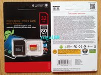 Wholesale 16GB GB GB GB Class10 Pro PLUS Micro SD TF Card MicroSDXC UHS HD Video SD Memory Card for Smart phones Cameras MB s x