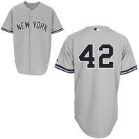 Sewing Stitch - Mariano Rivera Jerseys Authentic NY New York Baseball Jerseys Sports Jersey Embroidery stitched and Sewing Logos