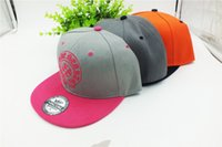 Wholesale Men and women is prevented bask in leisure cap Fashion color matching hip hop hot style flat eaves street dance hat