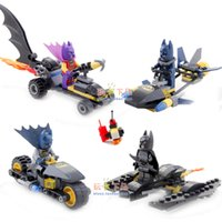 Wholesale High Quality Batman sets avengers super hero Mini Figures Building Blocks toys birthday gift Free Ship