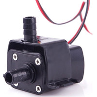 Wholesale Mini DC V M L H Brushless Motor Submersible Aquarium Fish Tank Water Pump