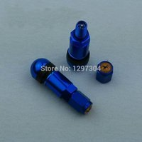 automotive tire valves - Automotive Car Wheel Hub Tubeless Valve CNC Car Vacuum Tyre Tire Valve Motorcycle Valve Mouth