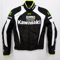 Wholesale New arrival men motorcycle jacket KAWASAKI automobile motocross motorcycle racing clothing