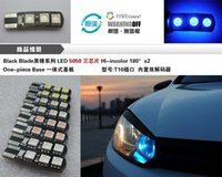 Wholesale T10 SMD B W5W SMD W LED Auto Car Refitting Bulbs V High quality Canbus No error Clearance Light Lamp