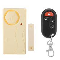 Wholesale Home Alarm Forecum Smart Home Magnetic Sensor Alarm Magnetic Sensor Remote Controller anti lost waitingyou
