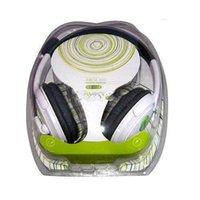 Wholesale S5Q Deluxe Stereo Headphone Headset Earphone Microphone Mic For XBOX Live AAAAMC
