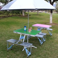 aluminium folding table and chairs - Upset with aluminium alloy folding tables and chairs outdoor portable car table