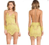 club dress lace - Sexy Mini Night Out Club Dresses Long Sleeve Lace Black Yellow Colors Available Illusion Sheer Bodice Women Dresses Cheap In Stock