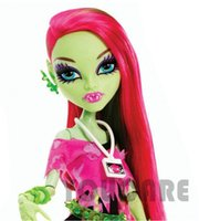 baby venus - Original Monster High Doll Monster High Music Festival Doll Venus McFlytrap Best Gift for little girl