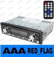 Wholesale Bluetooth Car Stereo Audio Car DVD DIN In Dash FM Radio Aux Input Receiver SD USB MP3 Player LLFA008F