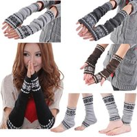 armed fashion shoes - New Fashion Holiday Sale Women Long Leg Ankle Arm Warmer Shoes Boot Sleeves Cover Socks amp Hosiery Snowflake