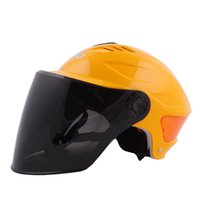 Wholesale Authentic Original YHOE Motorcycle Helmet Male Electric cars Female half helmet Summer Safety Helmet