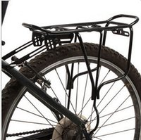 Wholesale 60kg Capacity Bike Racks Bike Luggage Bicycle Accessories Equipment Stand Footstock Bike Bicycle Kickstand Cycling Bicycle Rack
