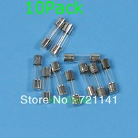 Wholesale J34 V A Quick Blow Glass Tube Fuses x mm