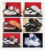 easter bunny - Nike dan VII Basketball Shoes Hare Retro Bugs Bunny Basketball Shoes retro Basketball Boots Women Sport Shoes LAVA Cigar
