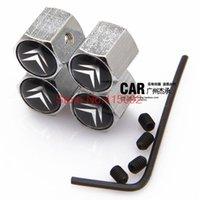 Wholesale Stainless steel valve citroen C2 C3 C5 valve anti theft general tyre valve