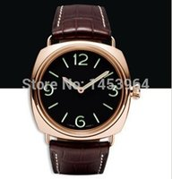 Cheap Factory Supplier HOT Stainless Steel Black Dial automatic Mens Men's Watch Watches RARE Pam 231 00231 Pam231