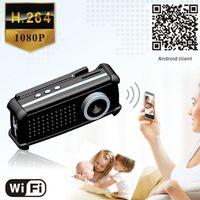 Wholesale Z2 H P WIFI Remote Wireless Mini Network Hidden Camera WIFI MINI DV Mobile Phone Webcam Video Recorder Camcorders