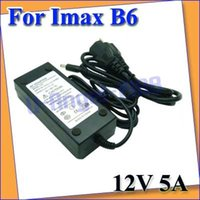 airplane dc adapter - Remote Control Parts Accs AC Converter Adapter DC V A For Imax B5 B6 Balancer Charger AC Power Adapter Supply Easy