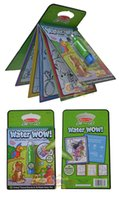 Wholesale Melissa And Doug USA Brand Drawing Water Wow Eductaional Magic Pen Water Drawing Board
