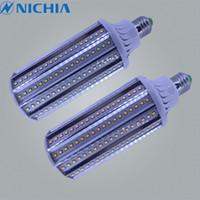 Wholesale Bombillas LED LAMP E26 E27 E40 E39 W W W W AC V V Lampada Aluminum LED Corn Light Bulbs SMD2835 LED Lamps Luz