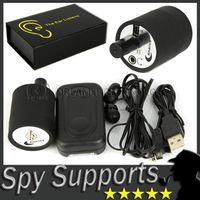 audio wall mounts - Epacket Free Inspector Gadget Spy Listen Audio Device Ear Amplifier Wall Door Mounted Eaves Spy Bug Monitor Listens HY909A