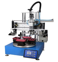 Wholesale High Speed Tabletop Rotary Screen Printing Machines