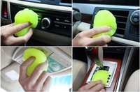 accessories brush auto - car cleaning sponge products auto universal cyber super clean glue microfiber dust tools mud gel products car accessories C0012 A5