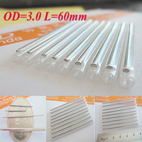 Wholesale High Quality OD3 mm Fiber Optic Fusion Splice Protection Sleeves