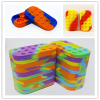 Wholesale FDA Approved Food Grade ml ml Non stick Silicone Storage Container For Wax Silicon Jars Dab Wax Container
