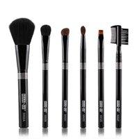 eyebrow shadow - 2015 New Fashion Professional Makeup Cosmetic Eyebrow Eye Shadow Brush Tools Set SV012602