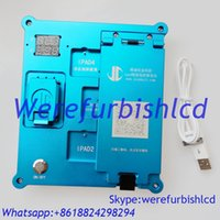 Wholesale 2016 NEW machine no need resold chips hard disk test stand chip repair instrument jig for iPad change SN