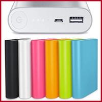 10400mAh de copia de seguridad del teléfono portátil XIAOMI banco de la energía del cargador de batería de alimentación externa banco de la energía del cargador Pack para iPhone 4 Nota 5S 6 Plus