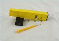 Wholesale 2015 Digital Mini Digital LCD PH Meter Tester Pen Aquarium Pool laboratory Yellow with high quality