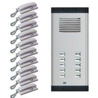 apartment door bell - audio Door Bell intercom door phone for users apartment