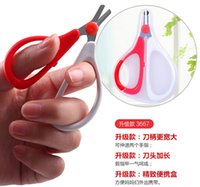 Wholesale Upgraded version Brand Rikang RK Special Baby Nail Scissors Newborn Clipper Safety