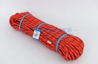 Wholesale Outdoor Survival Para cord Parachute Cord Rope Knot Static rock hiking climbing dry rope safety mm Brand New Good Quality