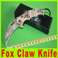 Cheap Fox Claw Knife Best camping knife