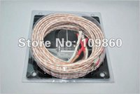 Wholesale Kimber kable TC speaker cable Single biwire banana Y spades original box pair M