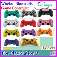 Wholesale Bluetooth Wireless Game Controller Gamepad Gaming For Sony Playstation PS3 YX PS3