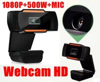 Wholesale Hot Sale P w USB HD Webcam Camera Web Cam Digital Video Web camera with MIC for Computer PC Laptop