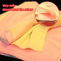 Wholesale 100 Microfiber Cleaning Cloth for Glasses Camera Lens LCD Screen Cellphone Camera lens wiping cloth