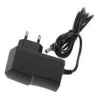 Wholesale 1Pc DC V A AC V Converter Adapter Power Supply EU Plug Newest