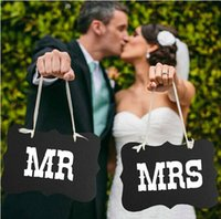 banner photography - Photo Booth set quot Mr Mrs quot Letter Garland Banner Wedding party Photography Props Decoration