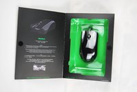 Wholesale Razer gaming mouse Razer Abyssus Laser Mouse DPI With Ambidextrous Design