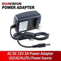 Wholesale 12V DC A CCTV Security Camera POWER SUPPLY ADAPTER