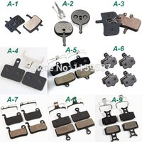 Wholesale Factory Direct All kind of Bicycle brake pads disc brake