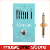 band graphic equalizer - 6 Band GE601 Graphic Equalizer Guitar Effect Pedal EQ Equalizer MU0359