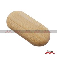 bamboo producers - 4GB Memory Stick USB Drive Pendrive Disk Good Quality Factory Producer Gifts to share Capacity Bamboo
